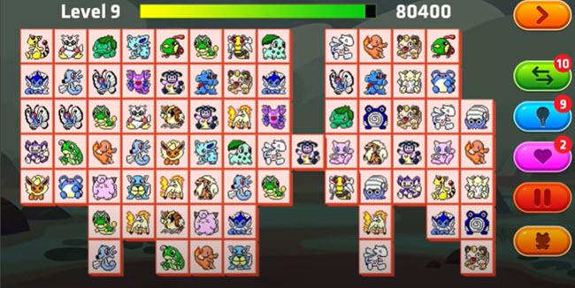 tải game pikachu cổ điển về điện thoại