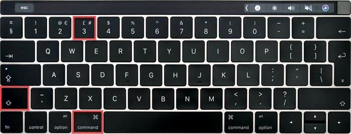 cách chụp ảnh màn hình máy tính mac